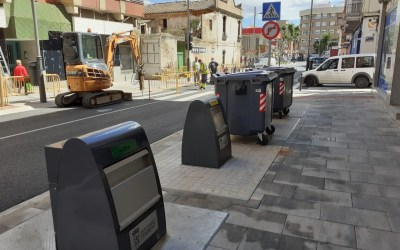 El PP denuncia la mala ejecución de Camí Reial y que escasos meses desde su apertura vuelve a tener obras