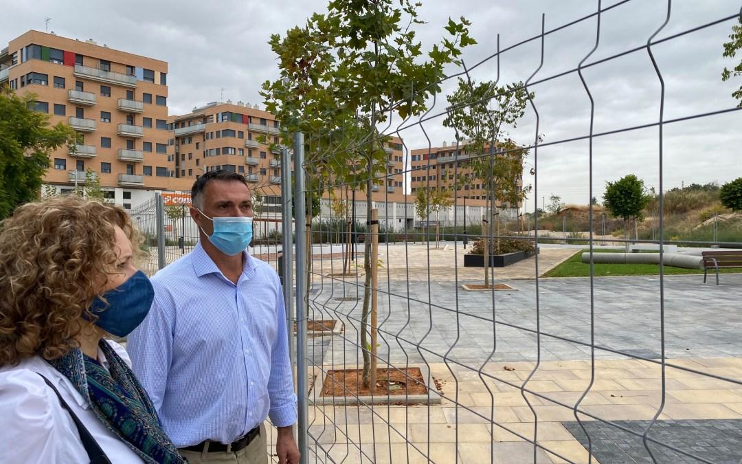 El PP critica que Ros invierta 200.000 euros en una pasarela de diseño, antes que iniciar las obras del Centro de Salud Torrent III