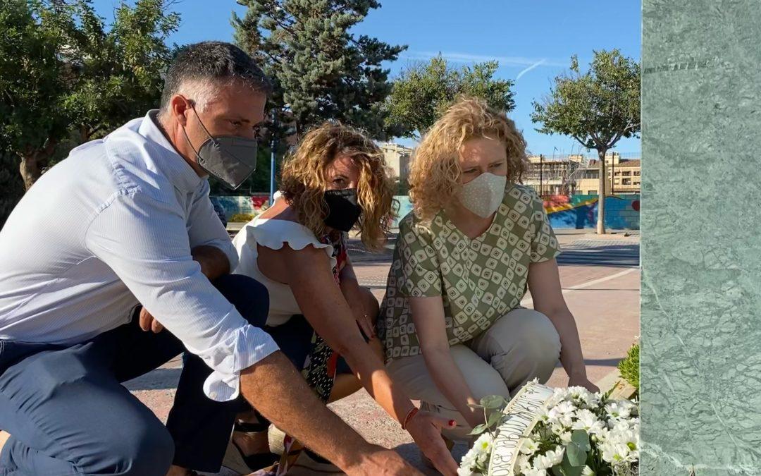 El PP de Torrent homenajea a Miguel Ángel Blanco en el 24 aniversario de su asesinato por ETA