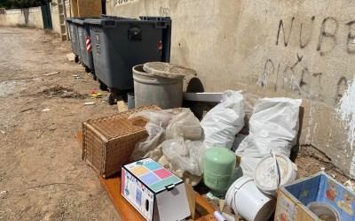 El PP de Torrent pide refuerzo en la recogida de la basura en las urbanizaciones del término