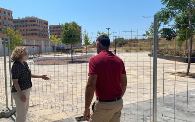 El PP de Torrent pide la apertura de la zona verde de la nueva Ciudad de la Justicia
