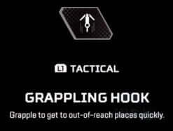 Grapling hook Apex Legends pathfinder Tactical abilities