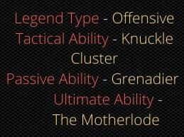 fuse Apex Legends Ability