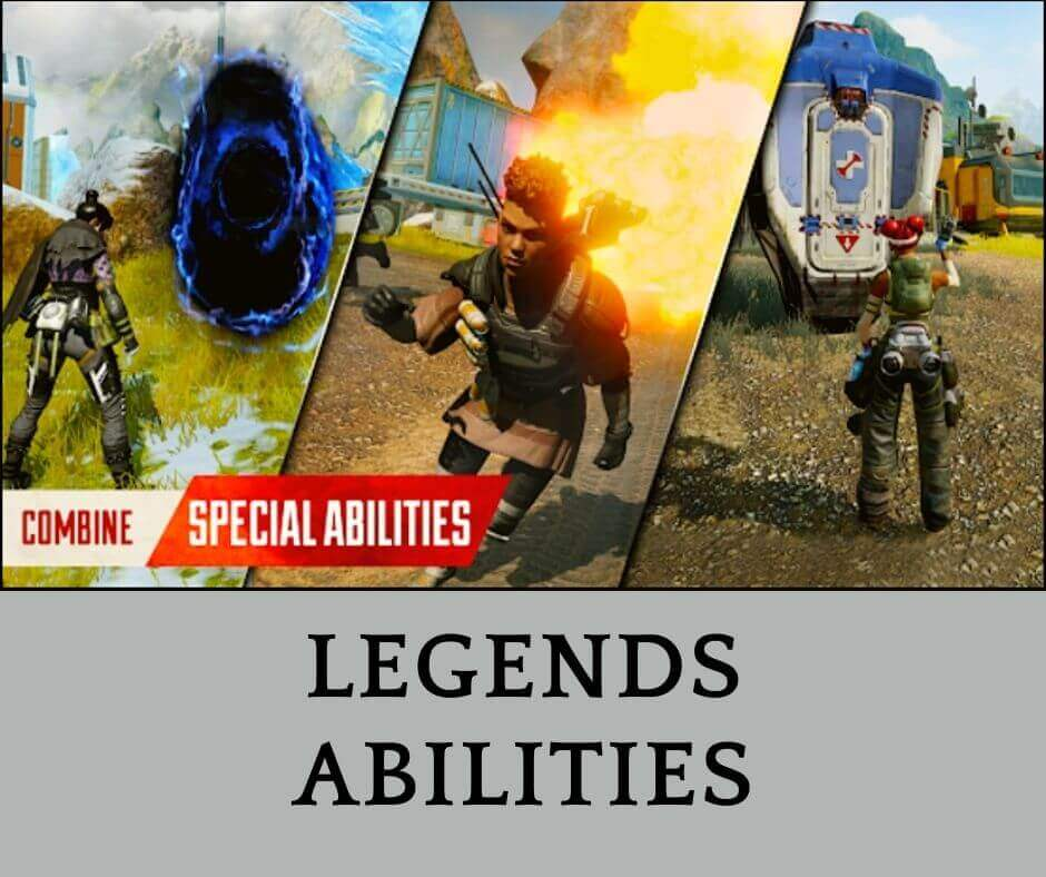 Apex Legends mobile legends Ability