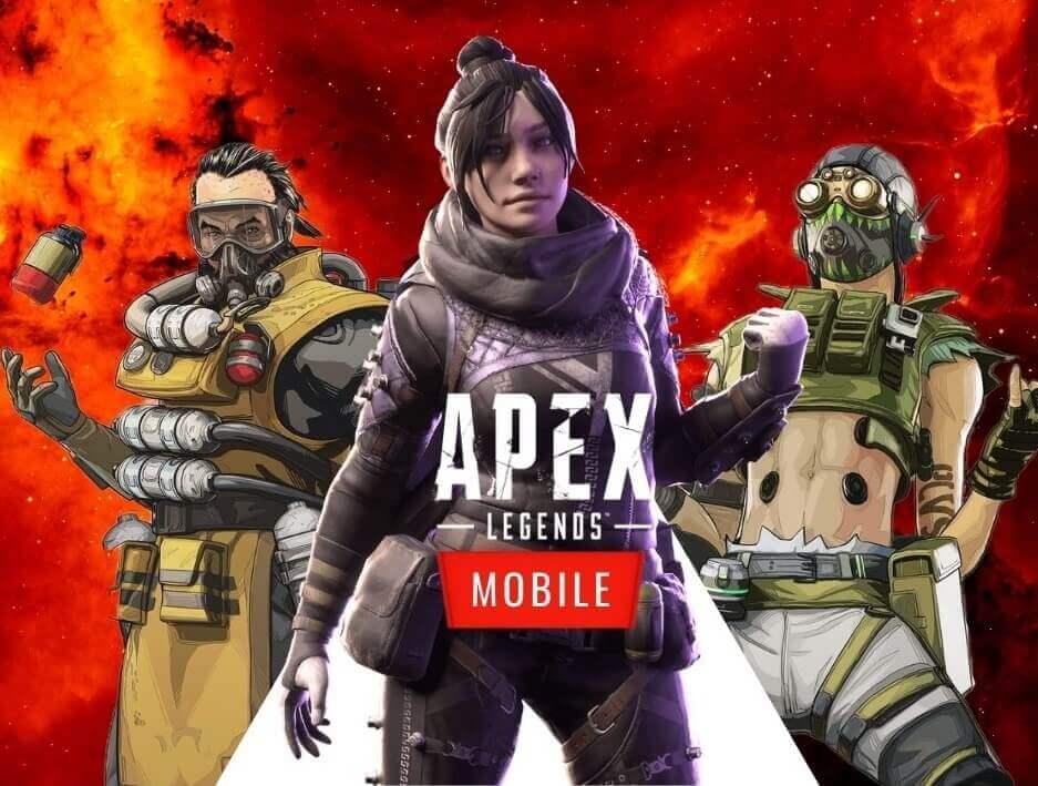 Apex Legends Mobile Poster