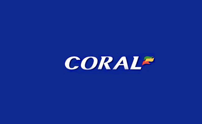 Coral Review 8