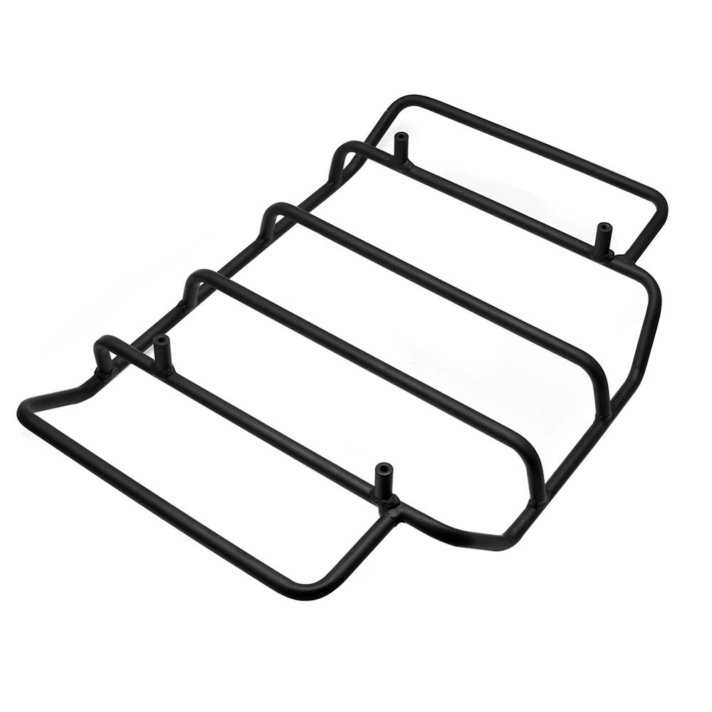 Motorcycle Tour Pack Pack Luggage Top Rack For Harley