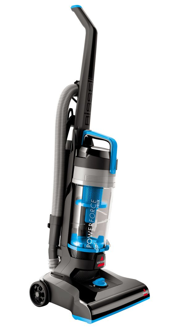 Bissell Powerforce Helix Bagless Upright Vacuum Refurbished 29.74 Shipped