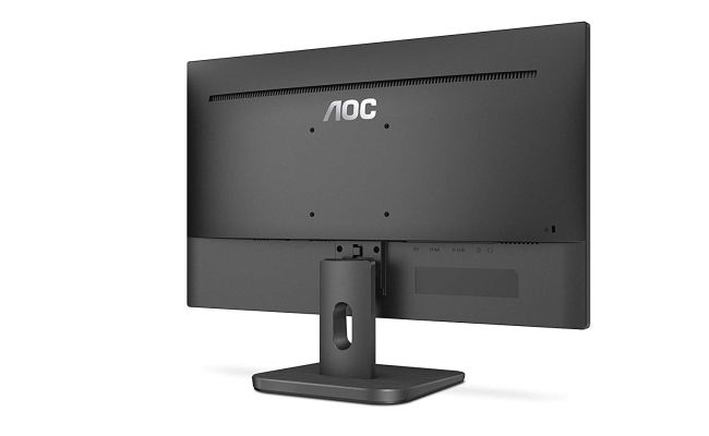 23 8 1080p Aoc 24e1q Led Monitor With Speakers For 69 99
