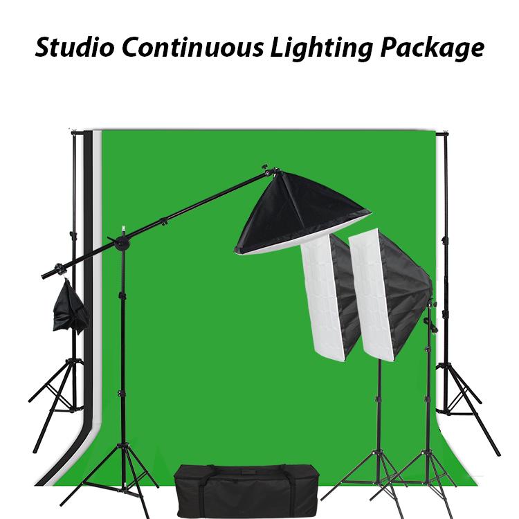 Continuous Studio Lighting