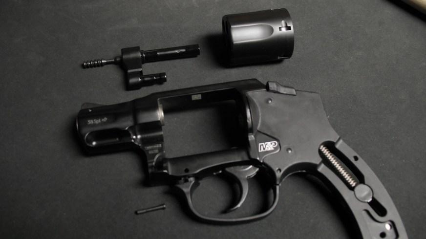 Detail Strip Guide: S&W Bodyguard .38 Revolver « Apex ...