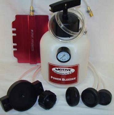 Motive Products 0290 Heavy Metal Power Bleeder