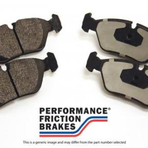 Performance Friction Brakes