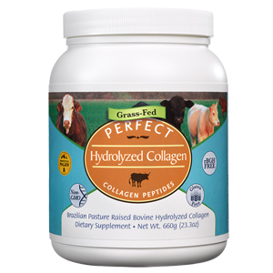 Bottle of Perfect Supplements Perfect Collagen