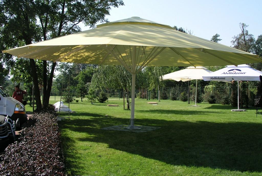 Zeta Large Umbrellas  Large Parasols  Apex Shelters