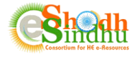 eShodhSindhu – Resource – Science & Technology Collections for Engineering Colleges
