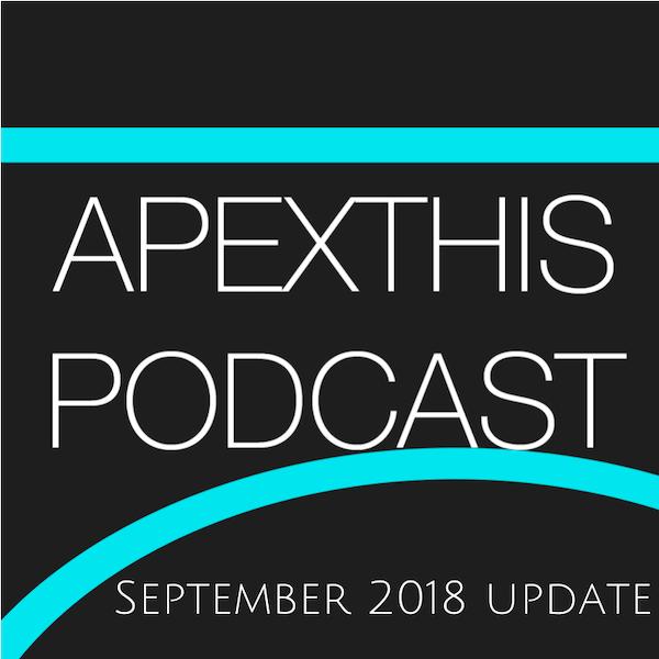 September 2018 Update