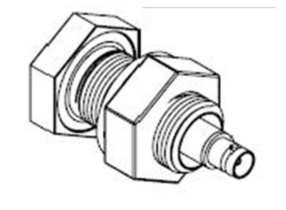 1 Pin Coaxial BNC 1