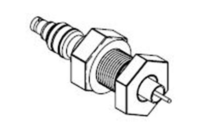 1 Pin Coaxial MHV 1