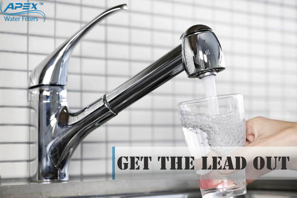 water filters to remove lead from water