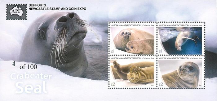 AAT Crab Eater Seal Overprint