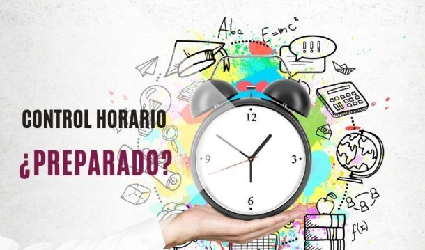 registro horario laboral