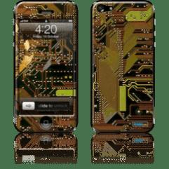 Golden Platine iPhone 5