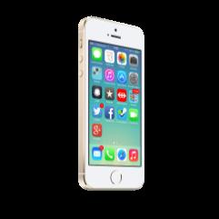 Mockuphone.com iPhone 5S Side