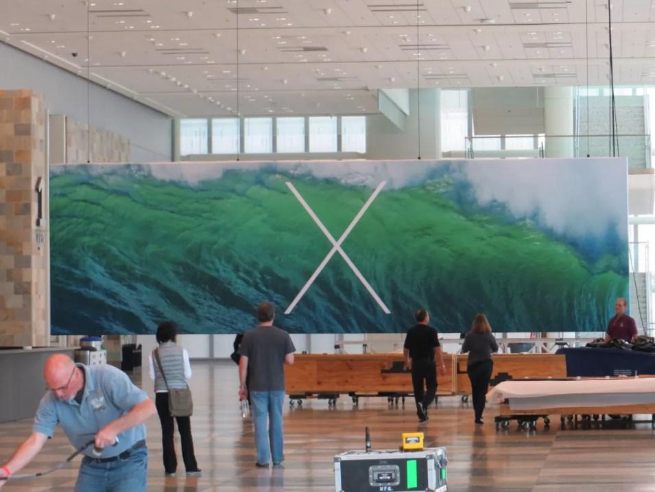 WWDC OS X Banner