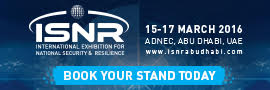 International Exhibition for National Security and Resilience 2016