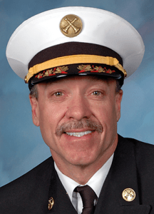 Kriss Garcia is fire chief of American Fork (Utah) Fire & Rescue. He retired as a battalion chief from the Salt Lake City Fire Department, where he worked for over 25 years. He's written a number of training materials in regard to Positive Pressure Attack and is considered to be one of the biggest pioneers for the tactic. He has also written a number of articles and has held seminars and training classes on positive pressure around the US for many years.