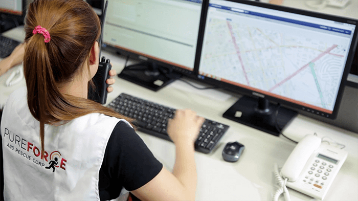 Managing incident response through the centralised I/CAD emergency dispatch system.