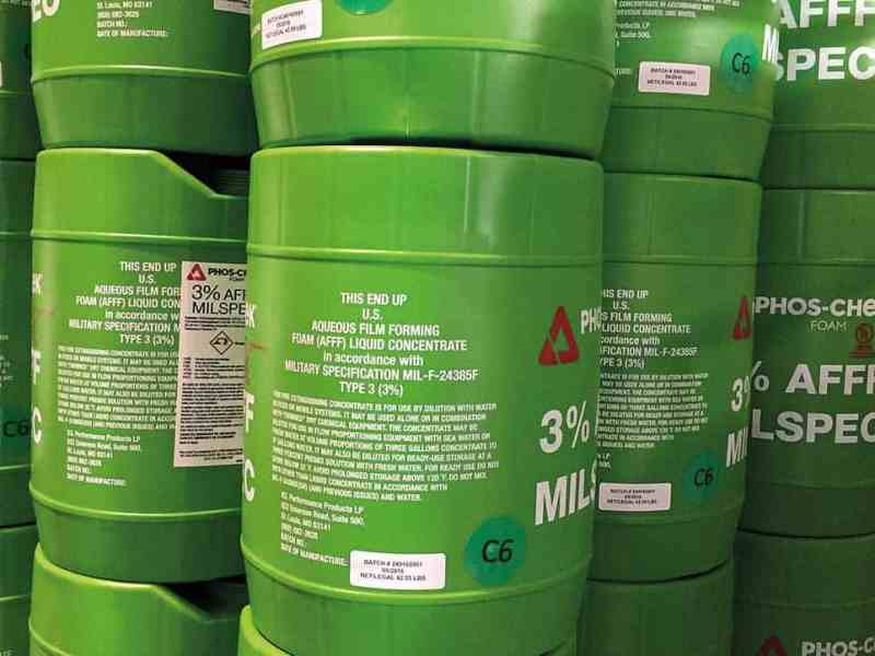 ICL has delivered 418.000 gallons TO more than 170 different locations worldwide.
