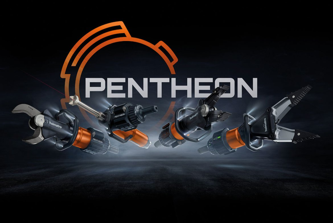 Pentheon: unrestrained performance for your mission.