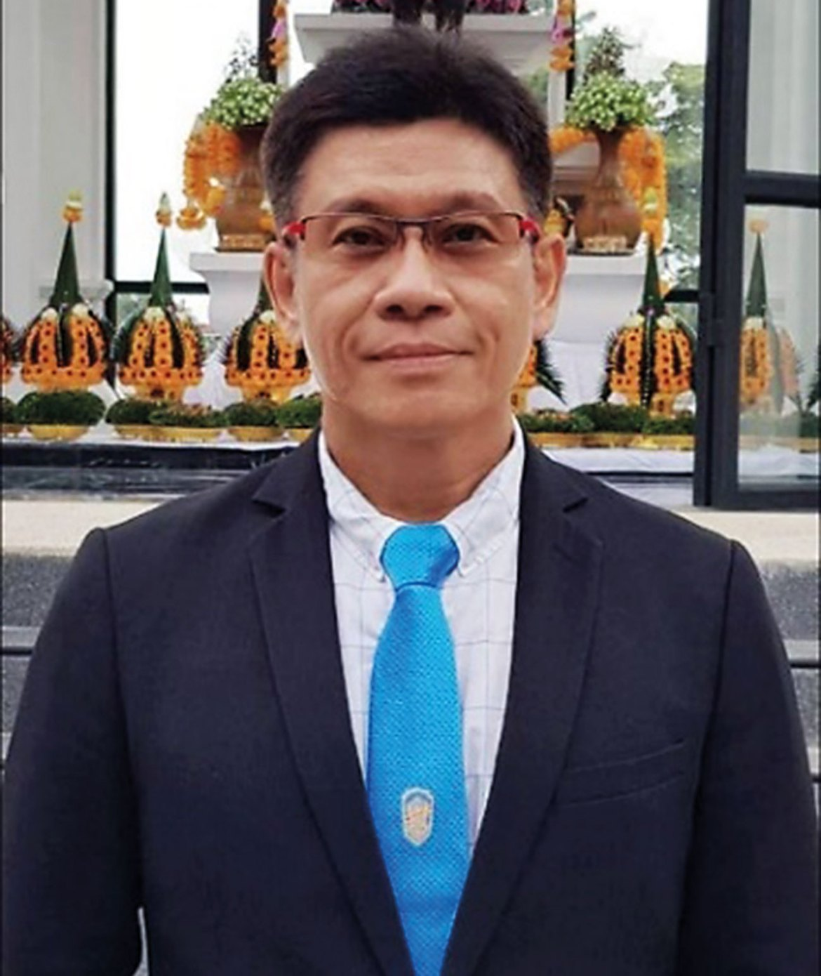 Lt Warodom Sucharitakul: One of the candidates in National Defense College Class 64.