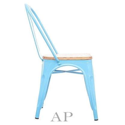 light-blue-tolix-wood-seat-chair-side