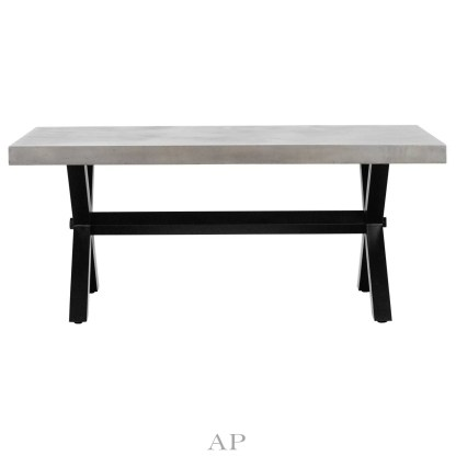camille-concrete-black-steel-legs-rectangle-dining-table-ap-furniture