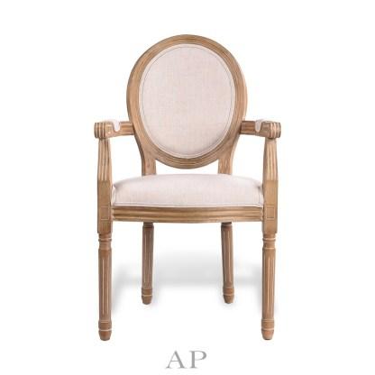 louis-upholstered-dining-armchair-oak-linen