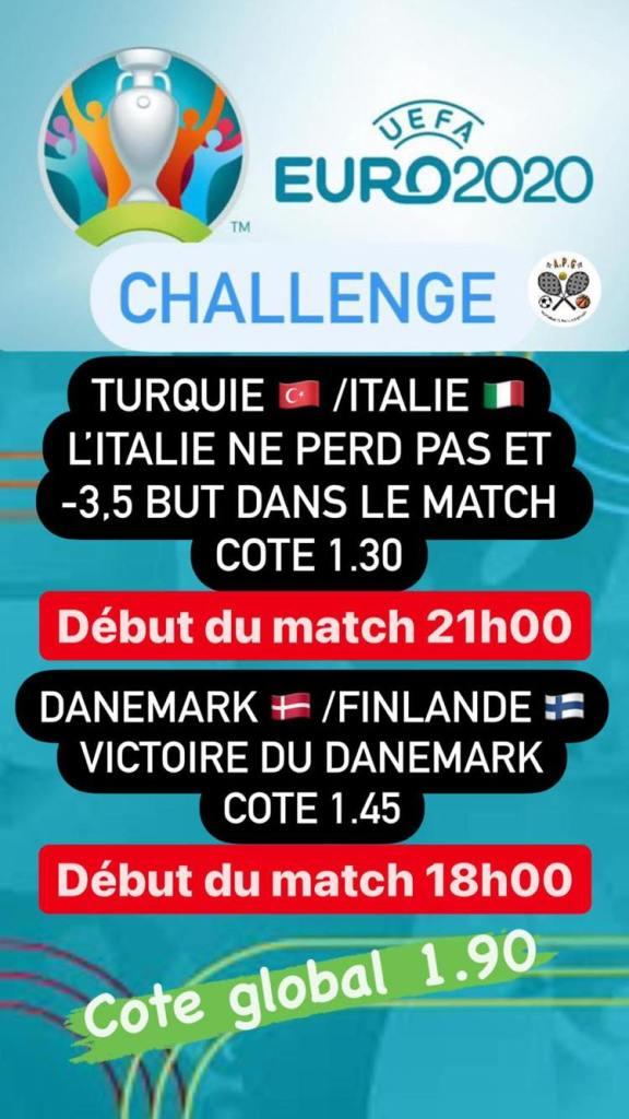 1er paris challenge