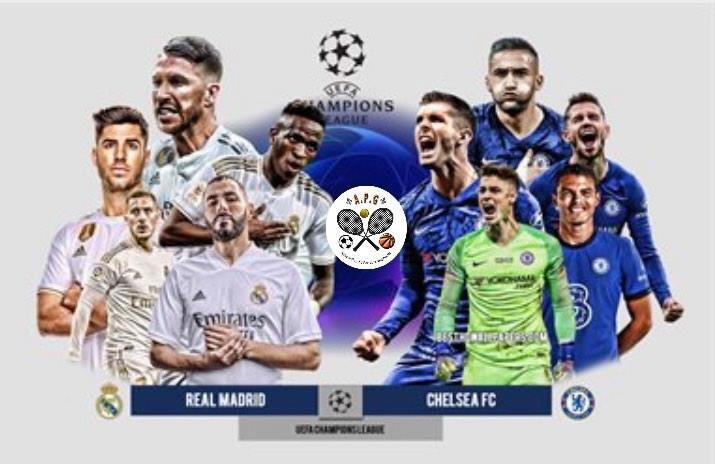 Real Madrid Chelsea : Demi-finale Ligue des Champions