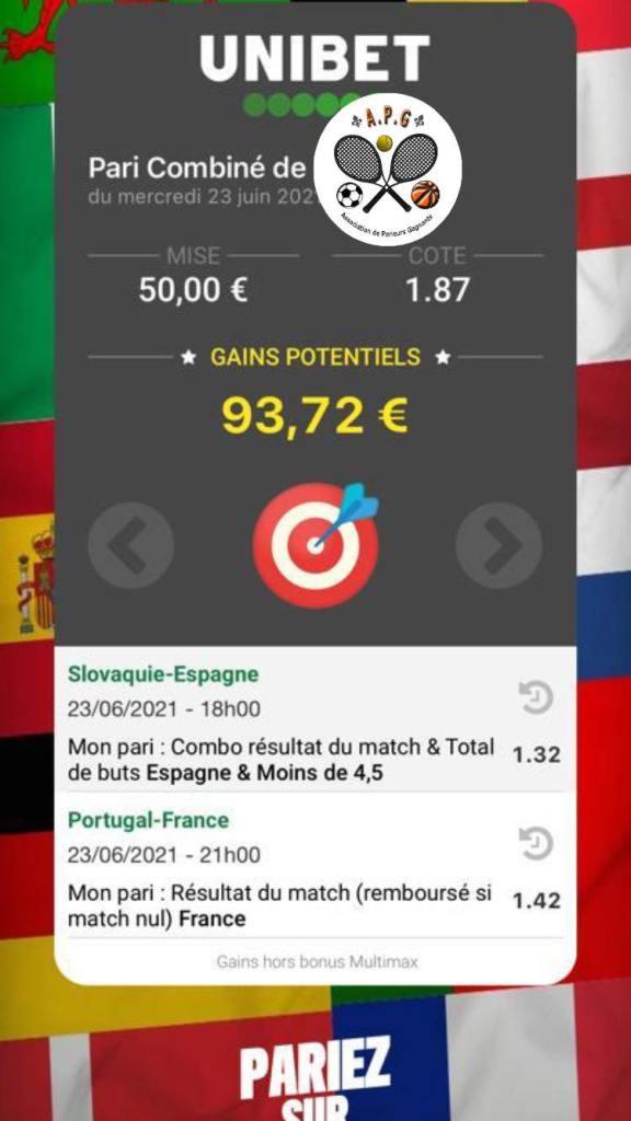 ticket euro 2020