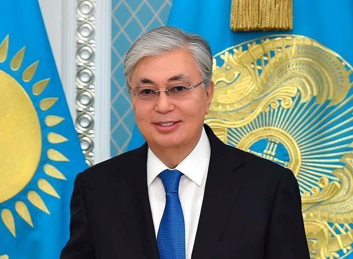 Поздравление Главы государства Касым-Жомарта Токаева с праздником Ораза айт