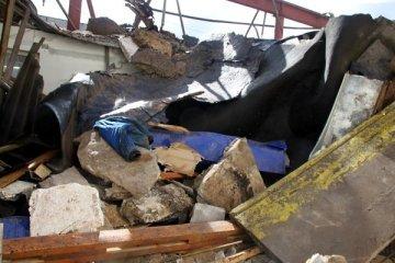 63-летняя пенсионерка погибла при обрушении крыши дома в Кокшетау