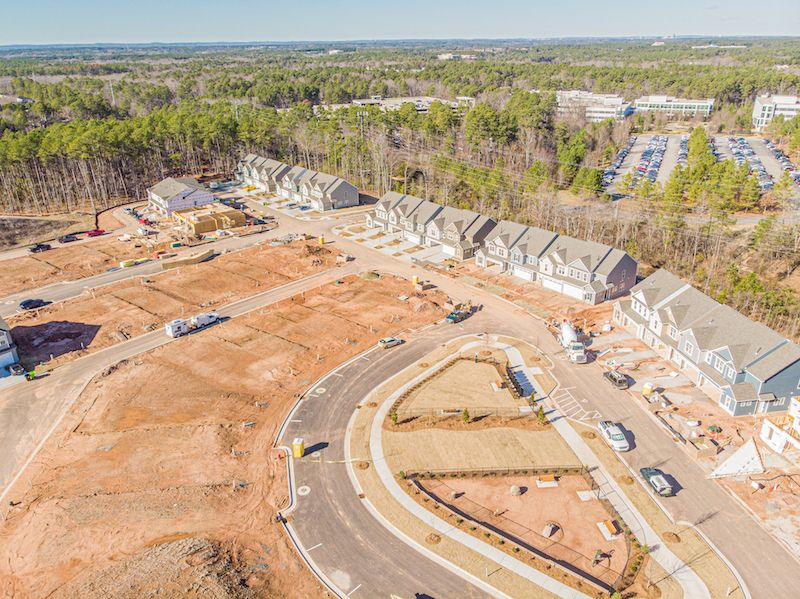 commercial real estate consulting north carolina