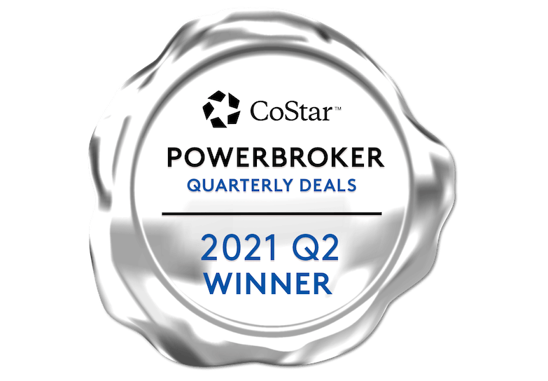 Q2 CoStar Power Broker Winner David Stroud 2021 APG Advisors