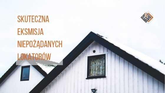 Eksmisja lokatorów Kraków