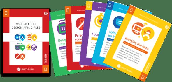 Mobile first design principles