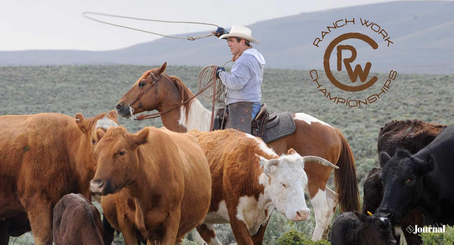 Ranch Work Championships reward real-life cowboys & cowgirls | APHA