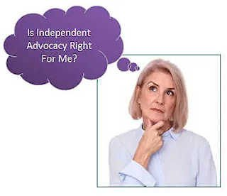 question: is independent advocacy right for me (image)