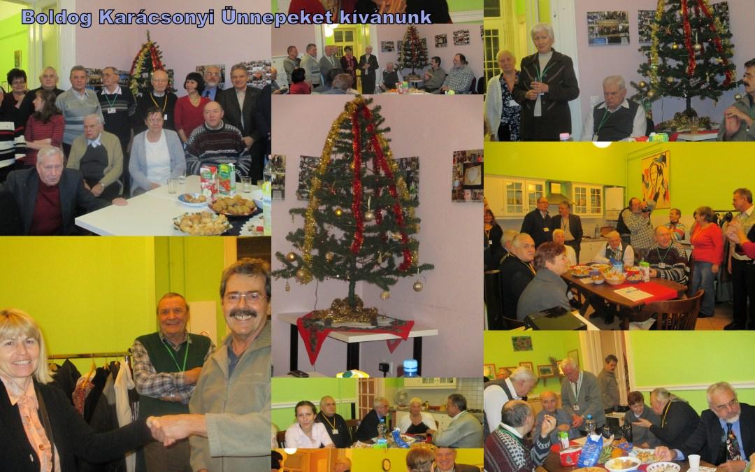 Afázia Egyesület Karácsony 2018